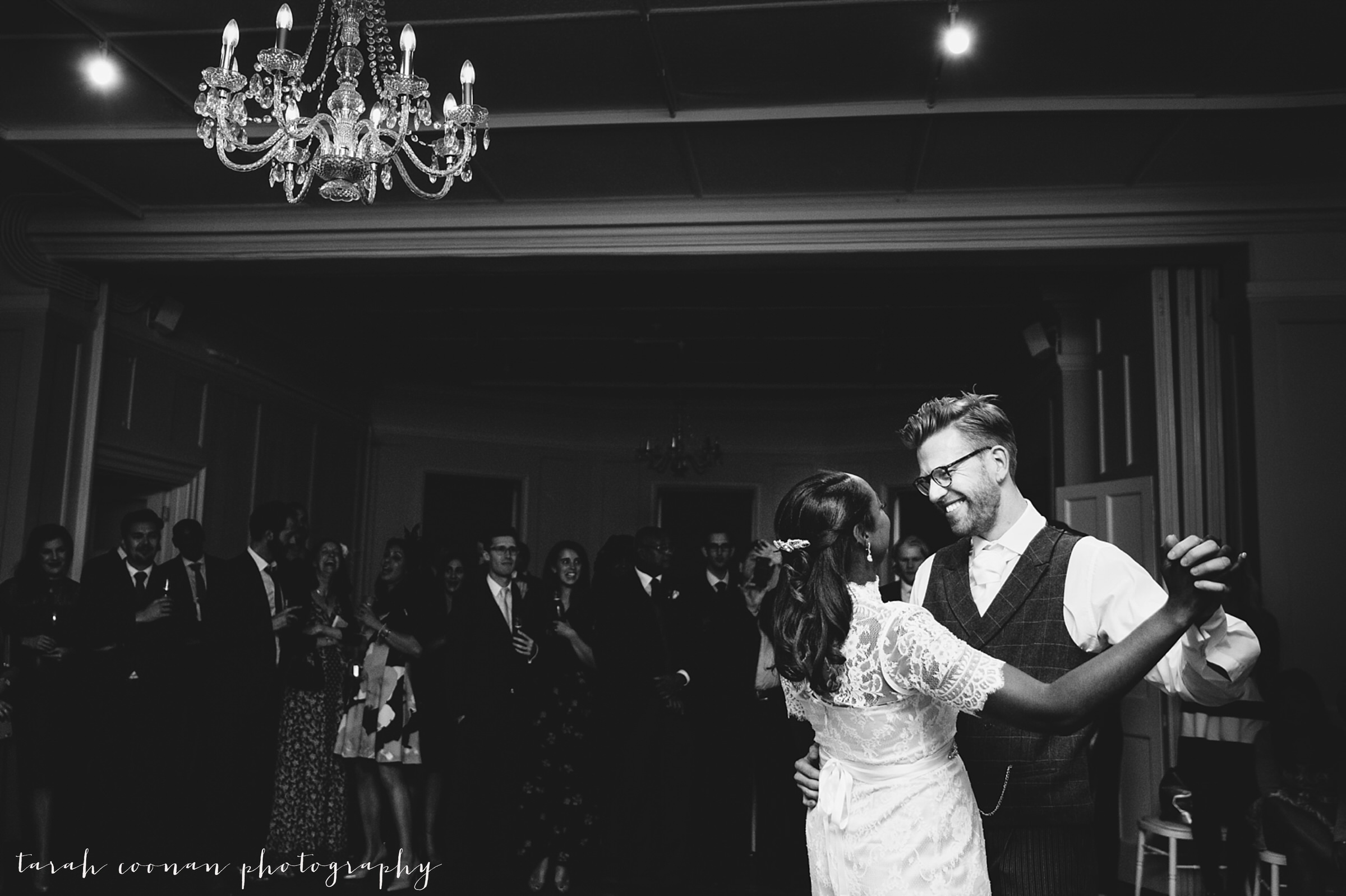 Winchester House Club wedding - Joe & Amanda