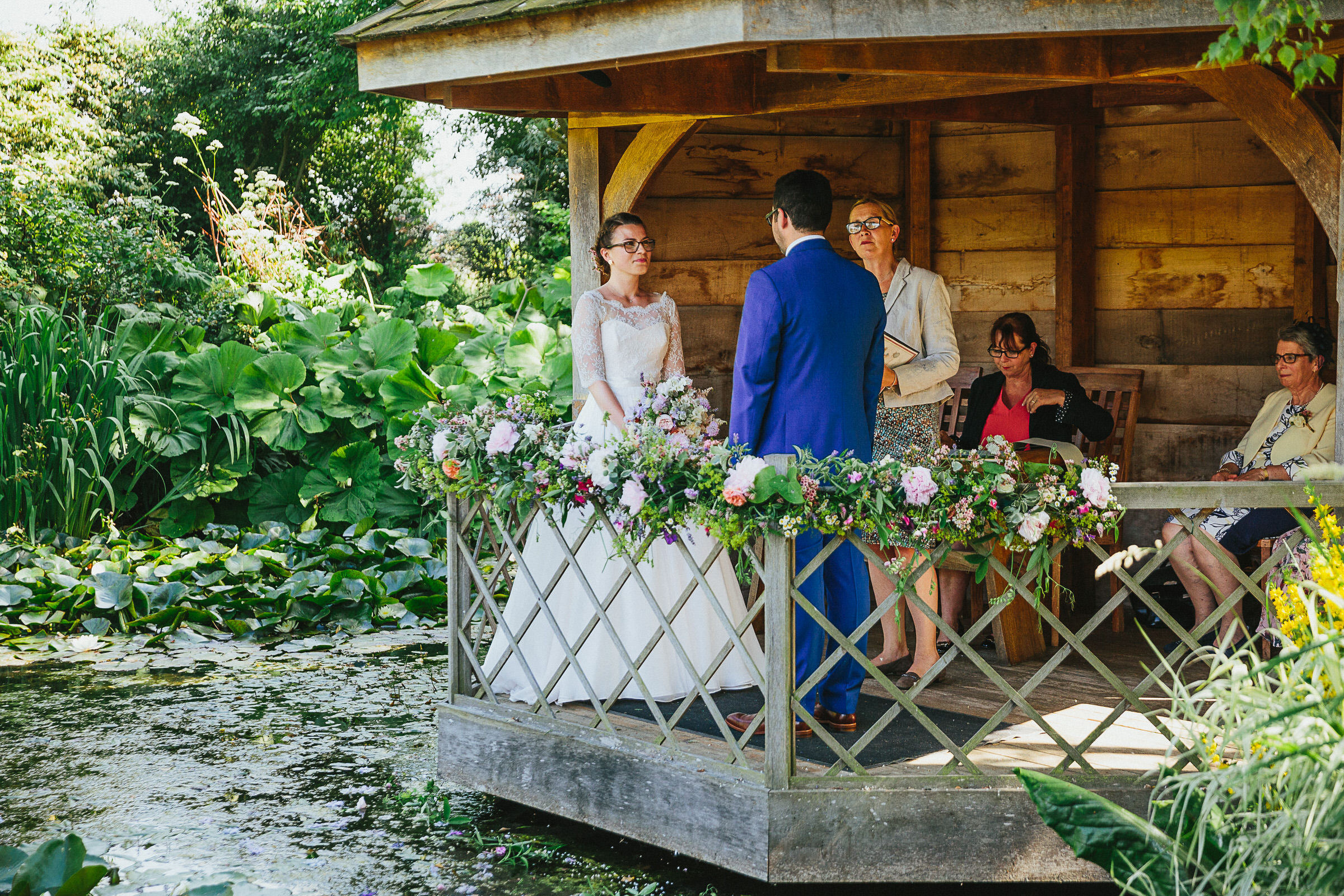 lake ceremony UK