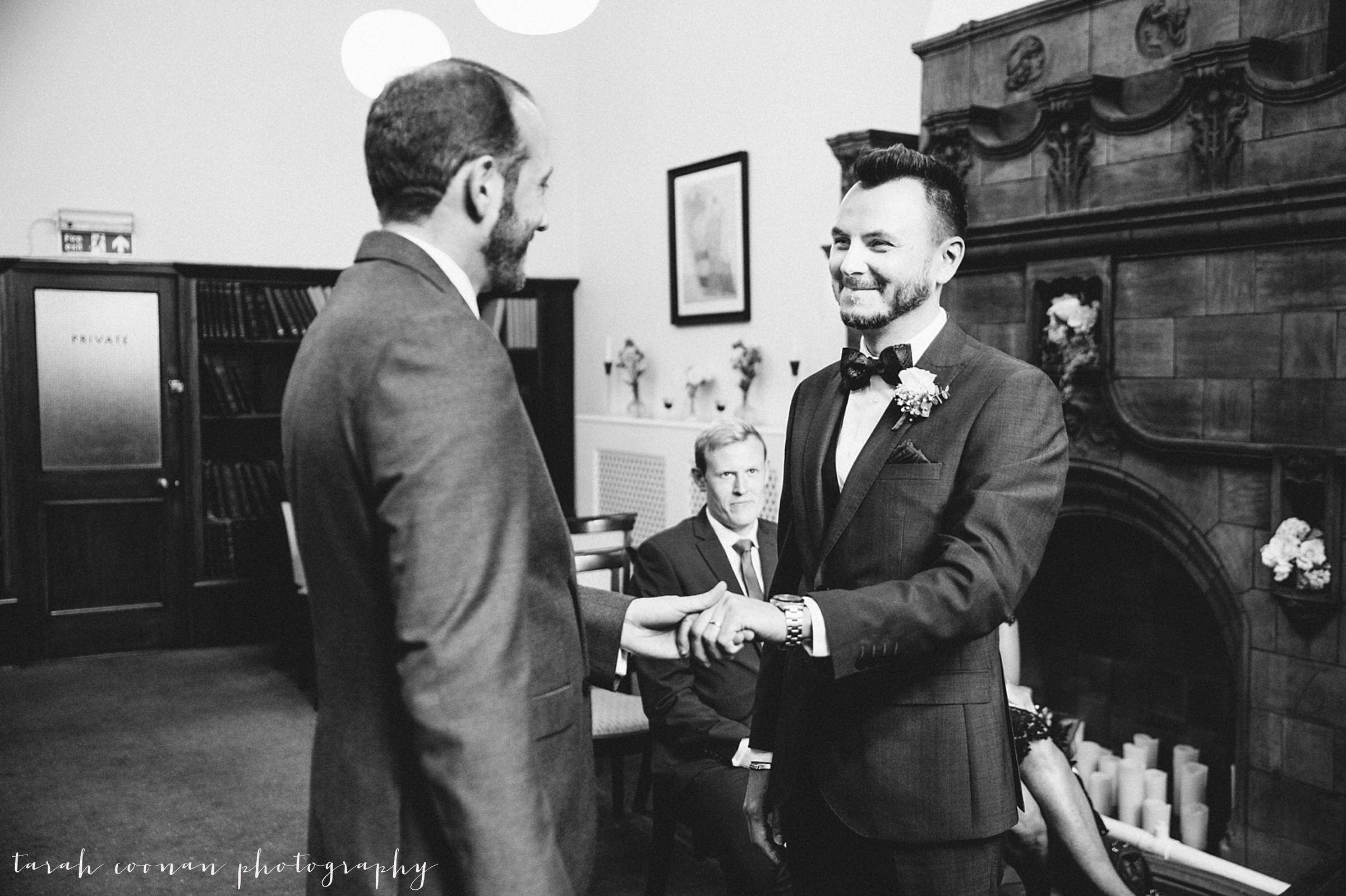 Gay wedding venue London