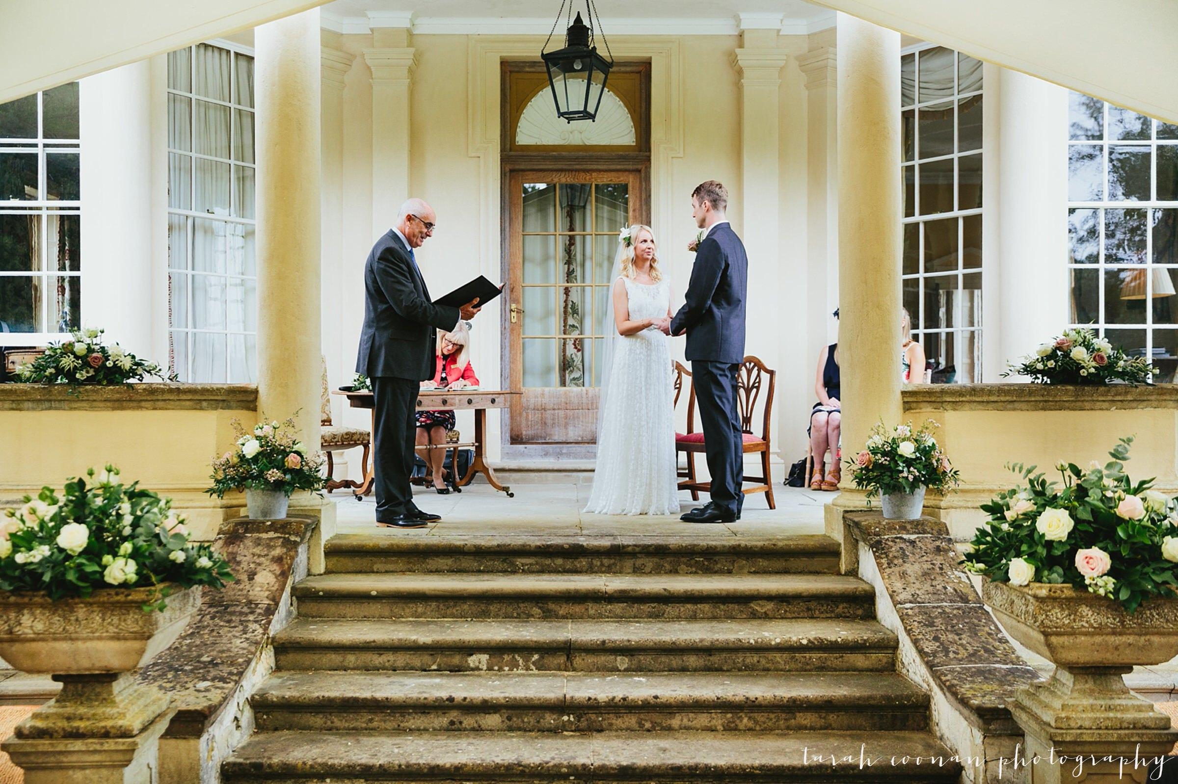 Rockley Manor ceremony