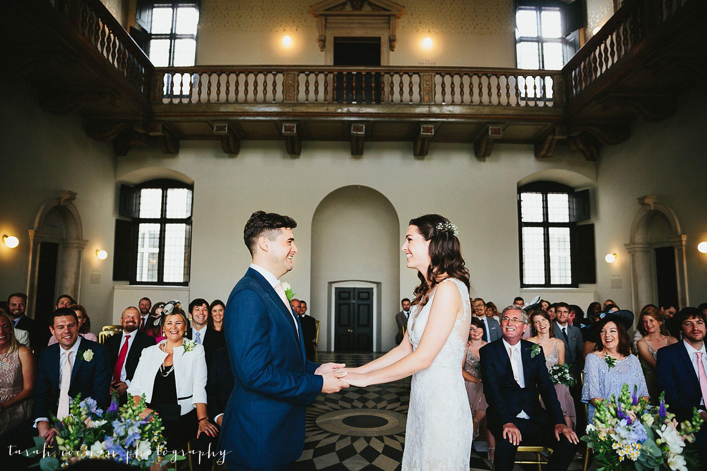 Queens House Greenwich wedding