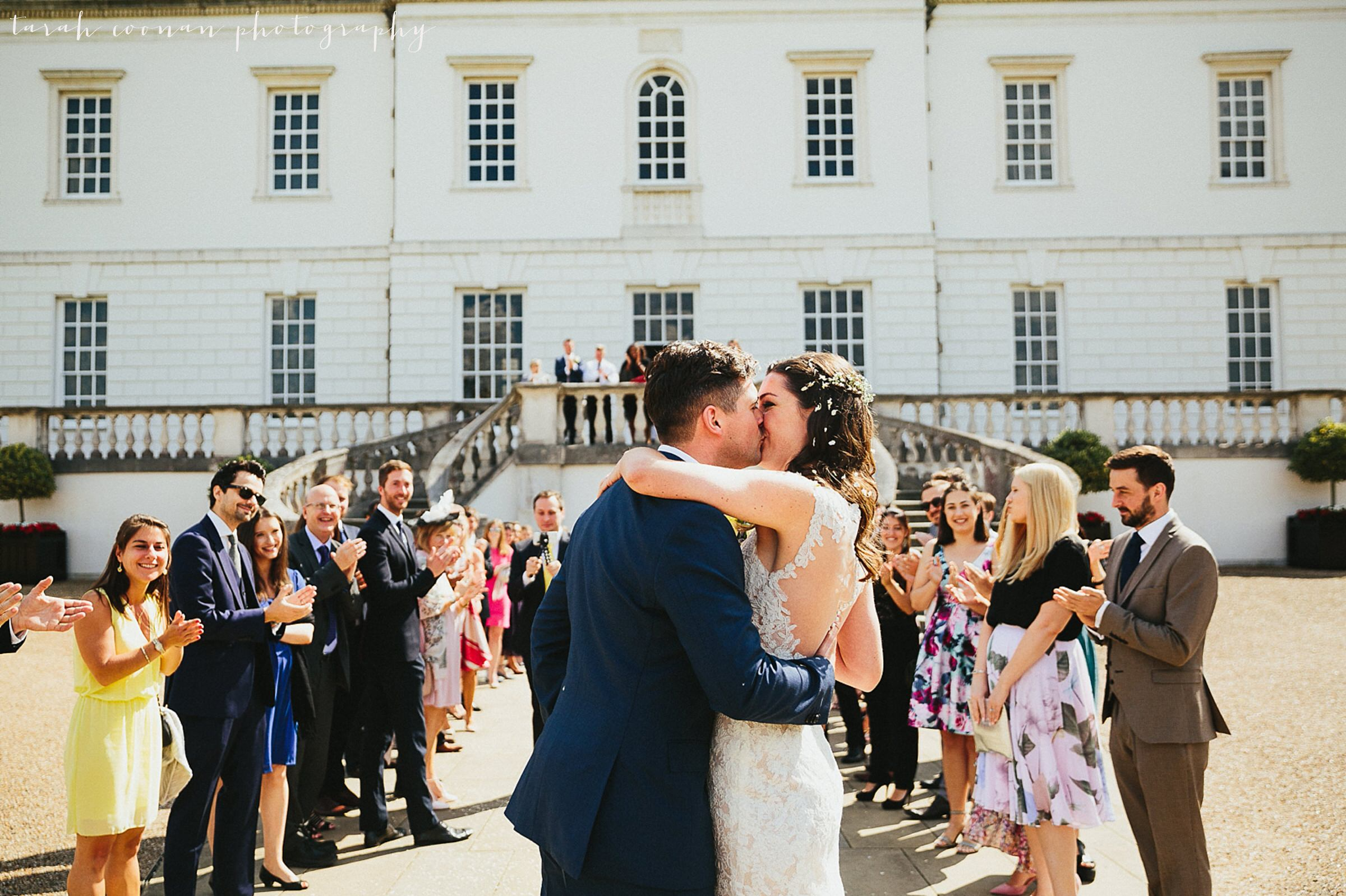 London stately home wedding