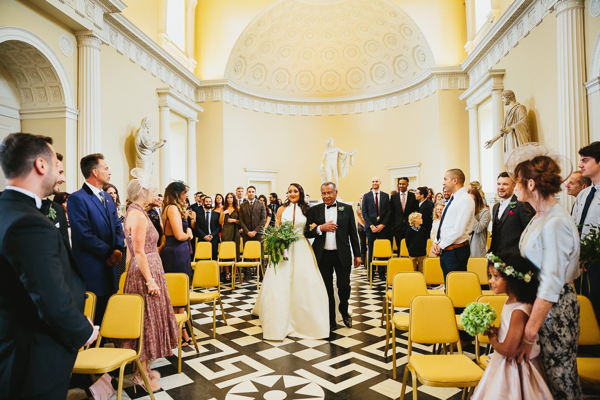 syon house ceremony