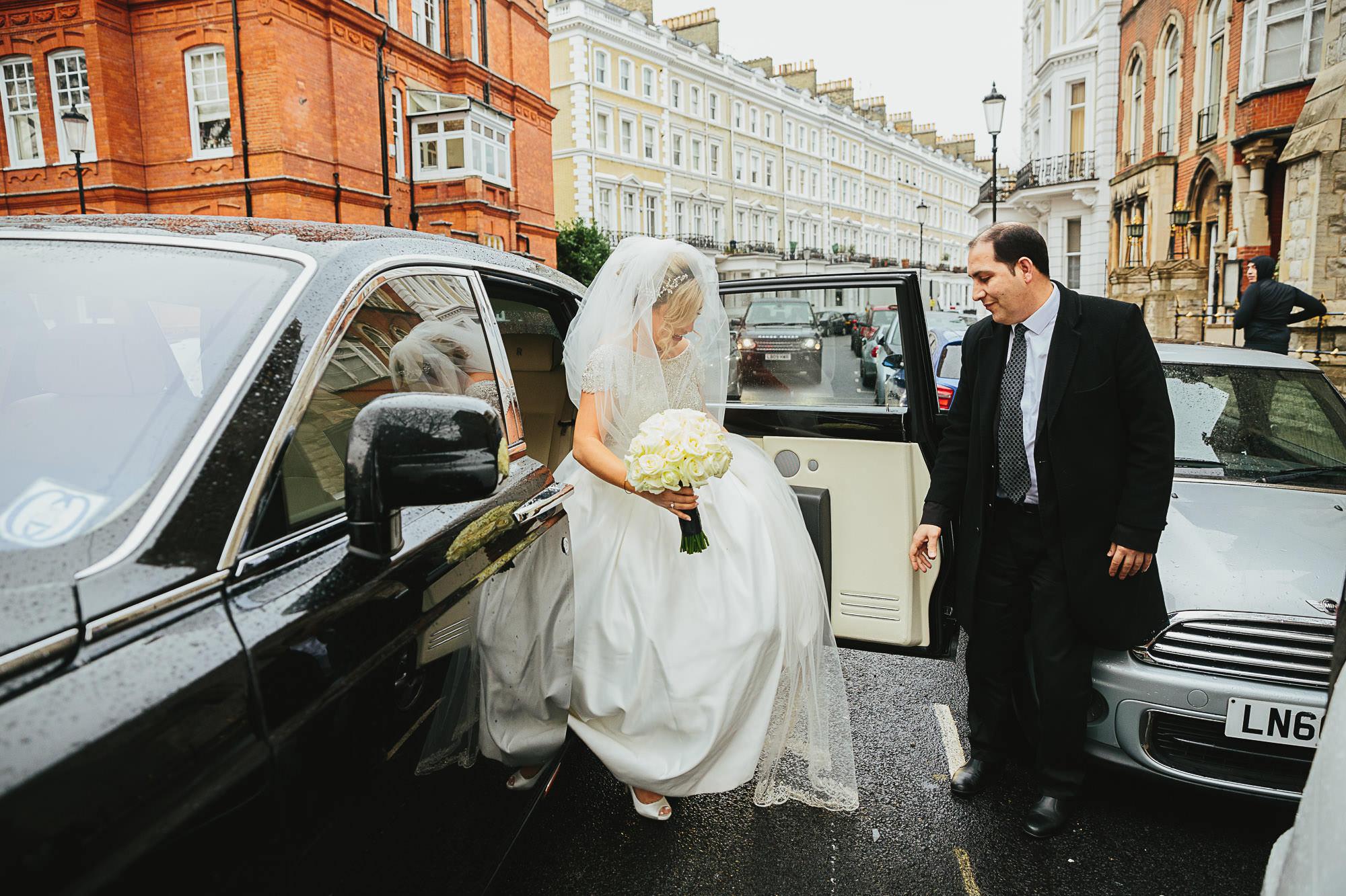 Saint Yeghiche's Armenian Church wedding - Sylvia & Raffi