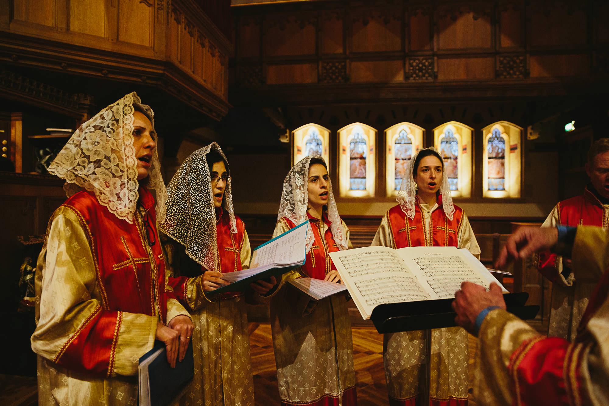 Armenian Wedding