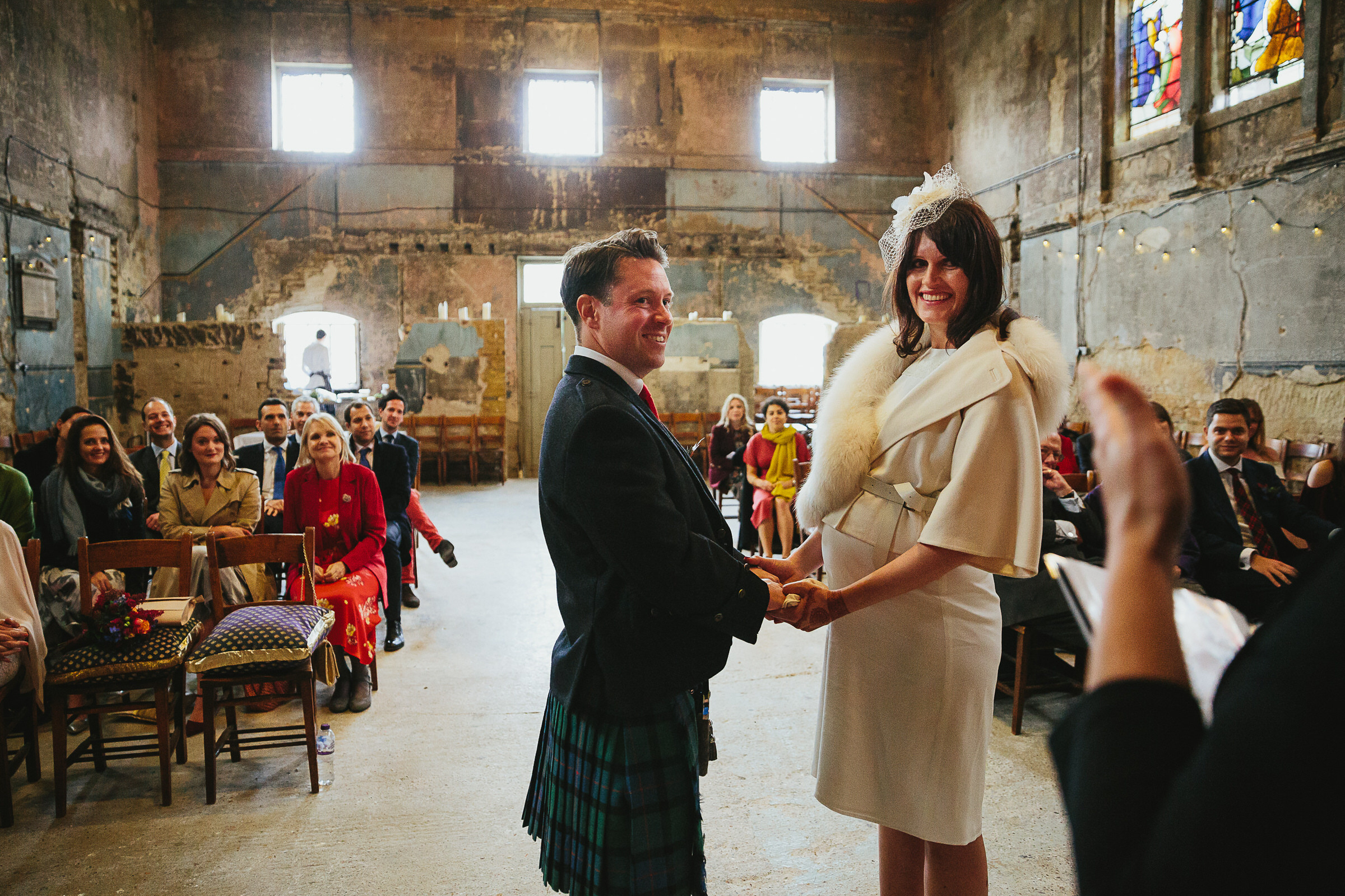 chapel wedding London