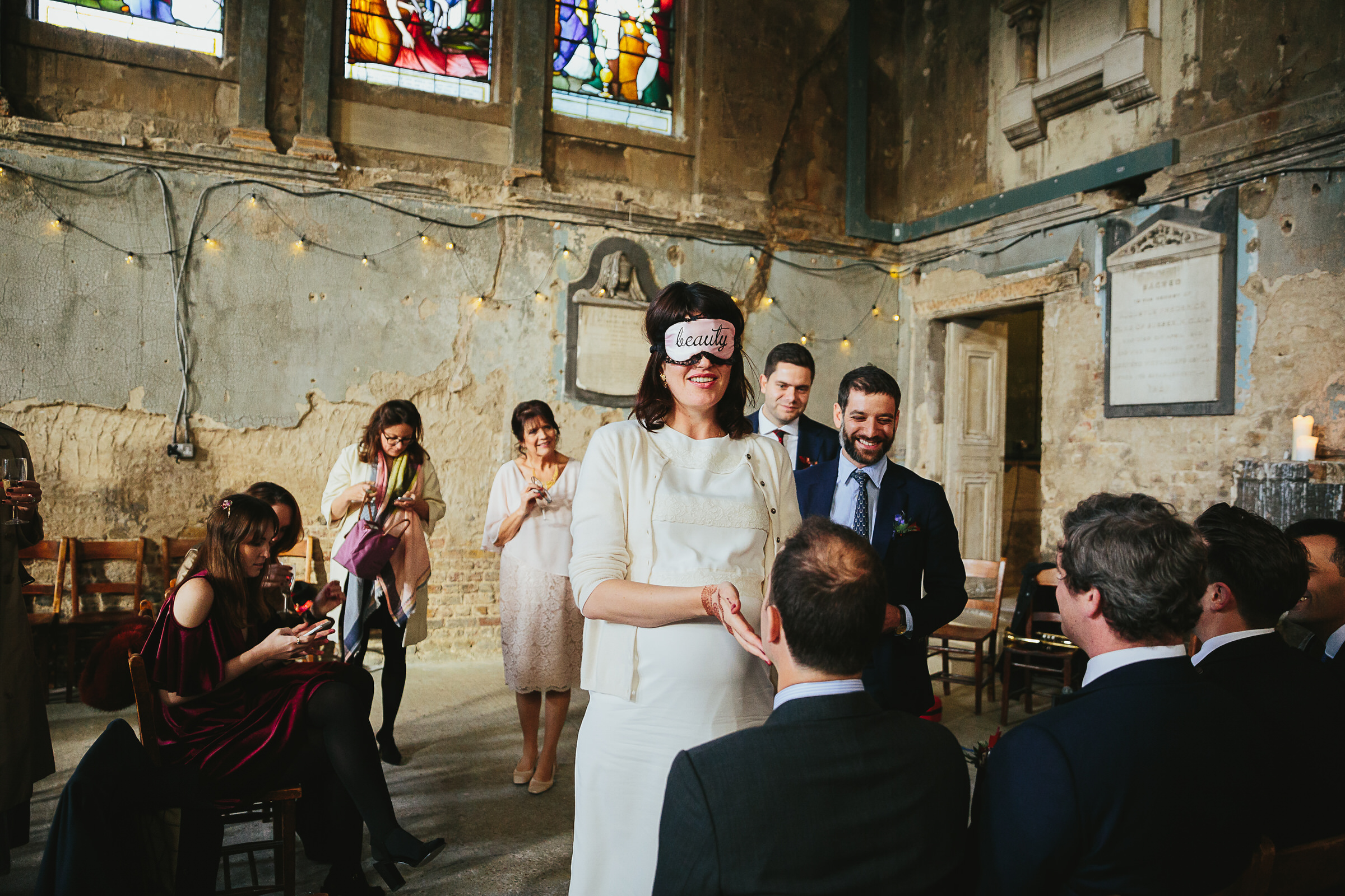 unusual wedding venue