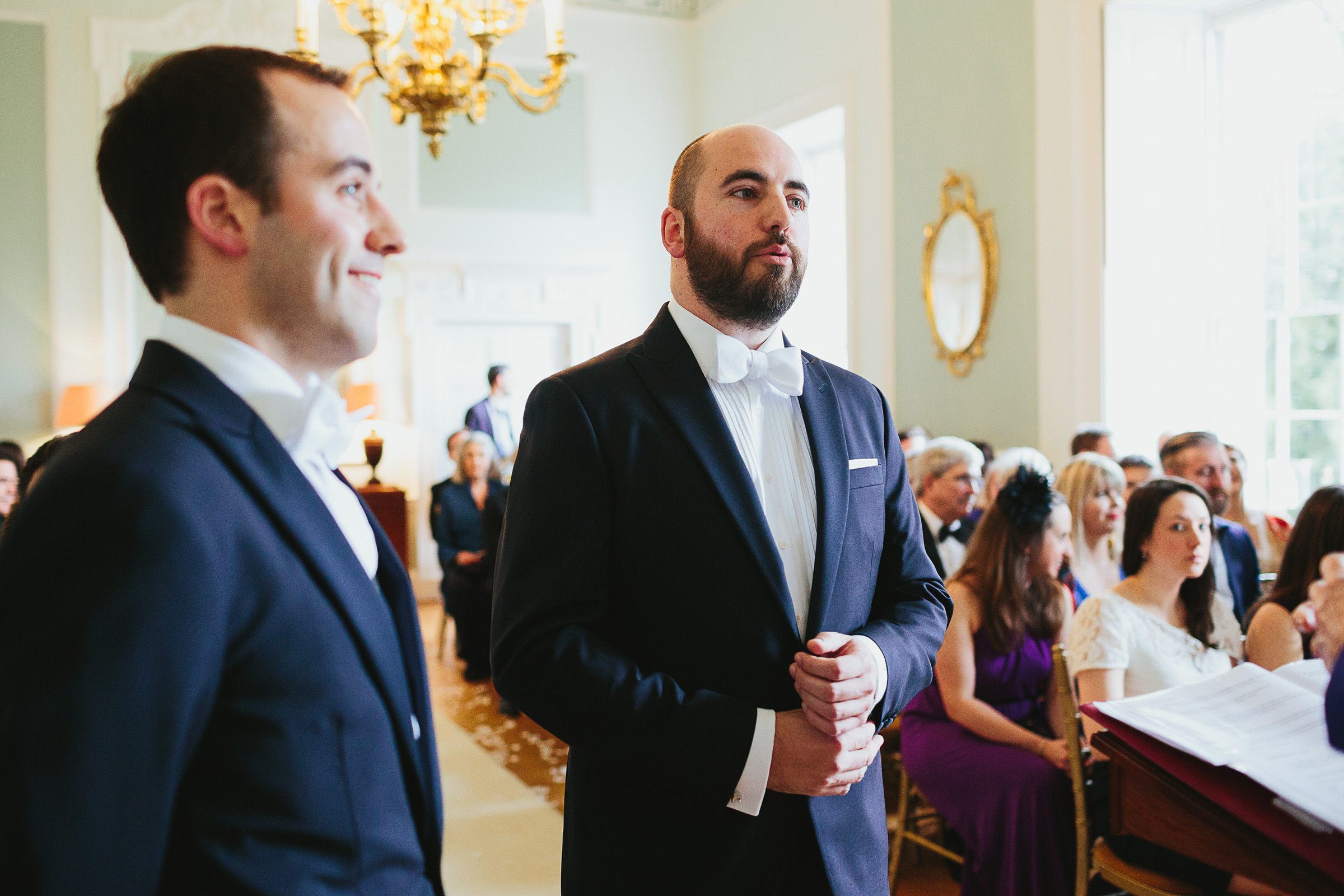 Botleys Mansion wedding - Elle & Stuart