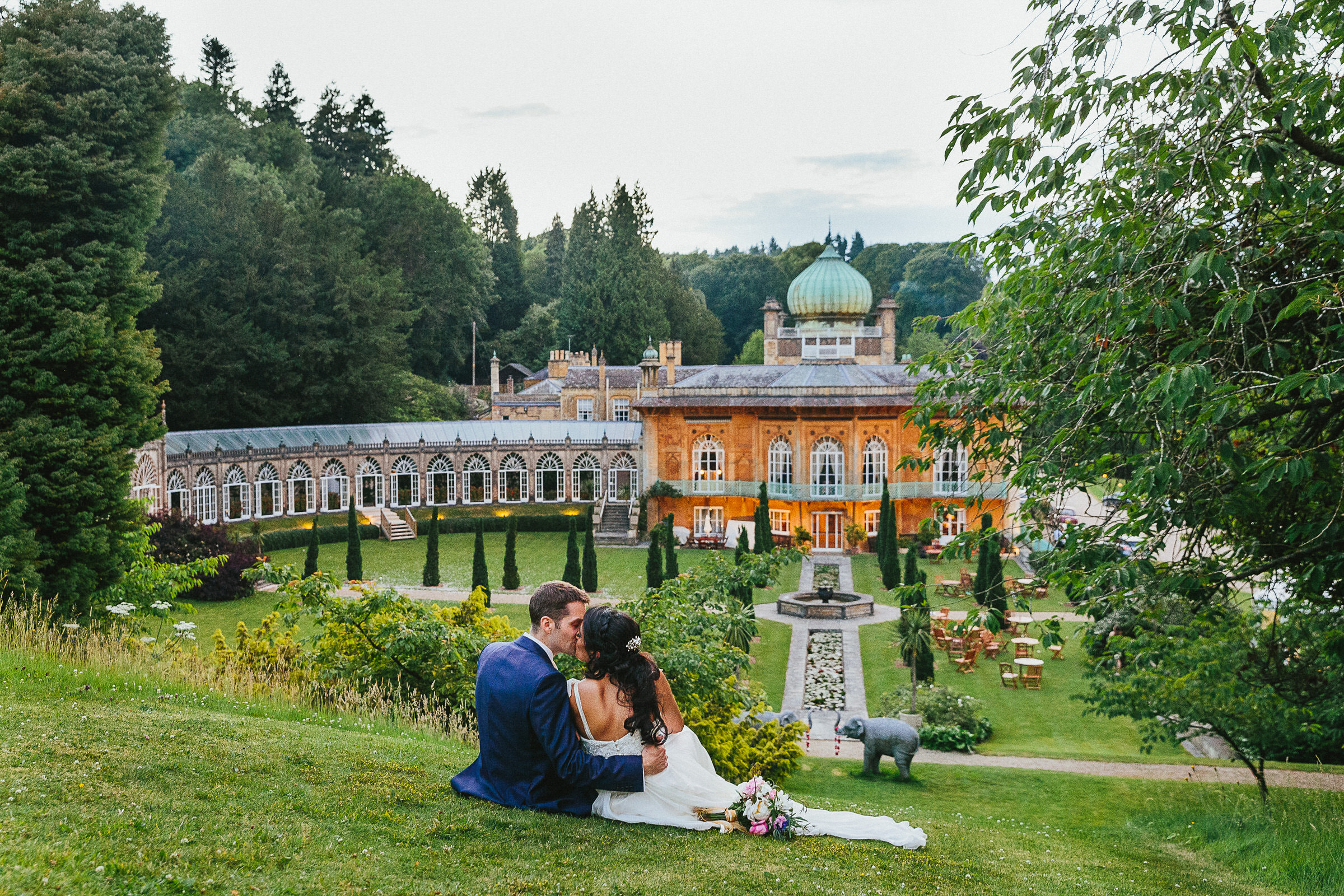 Sezincote Wedding - Simon & Roshni