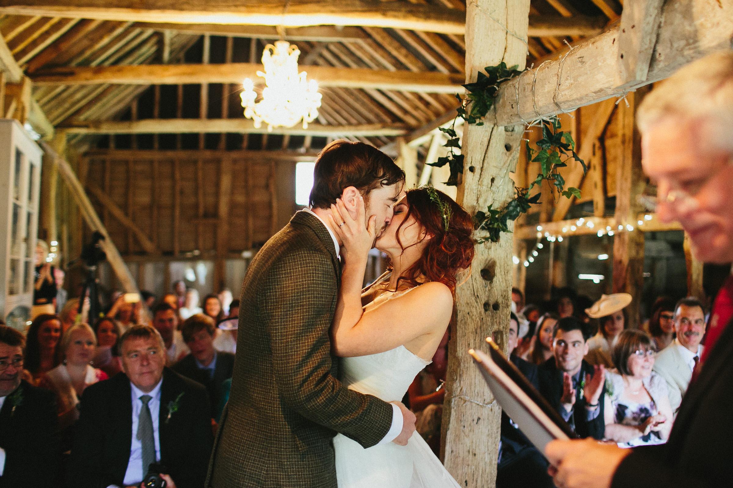 brick house farm kent wedding