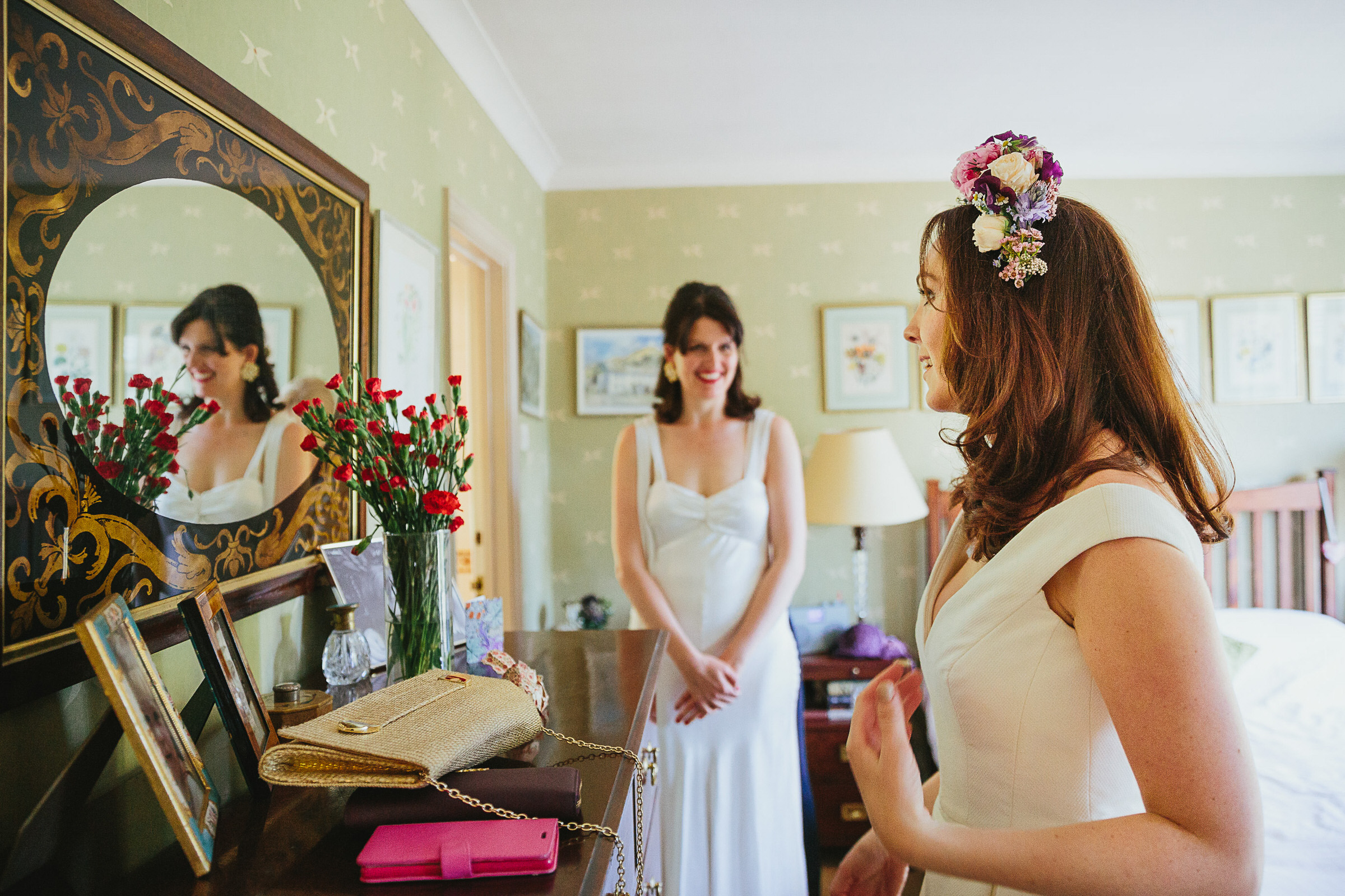 Chiswick House wedding - Isobel & John