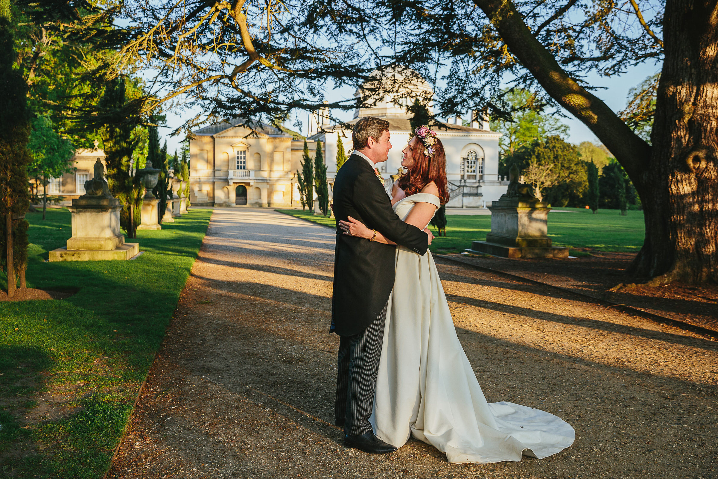 Chiswick House wedding