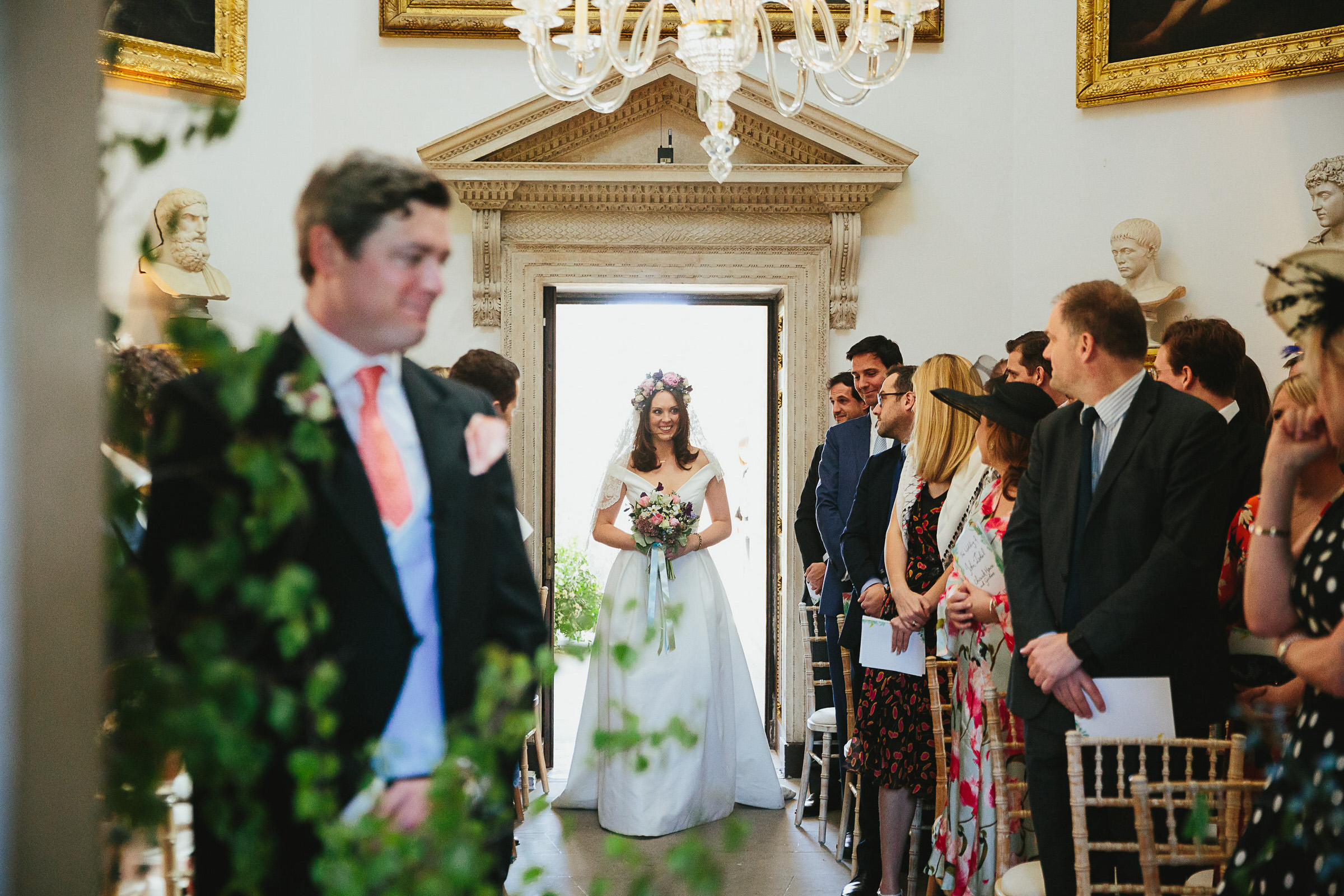 London stately home wedding