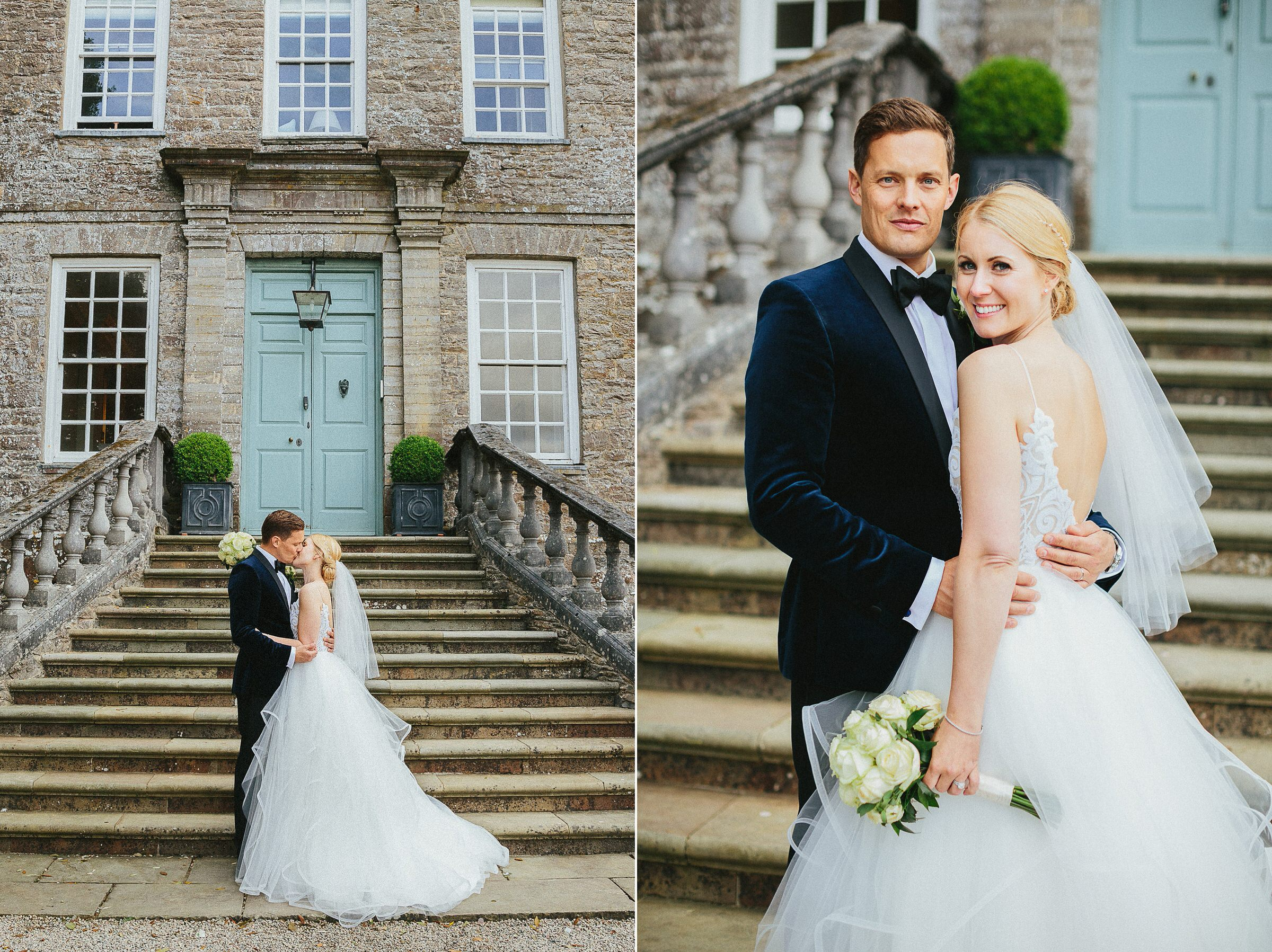 Kingston Estate Black Tie Wedding - Jazmin & Andrew