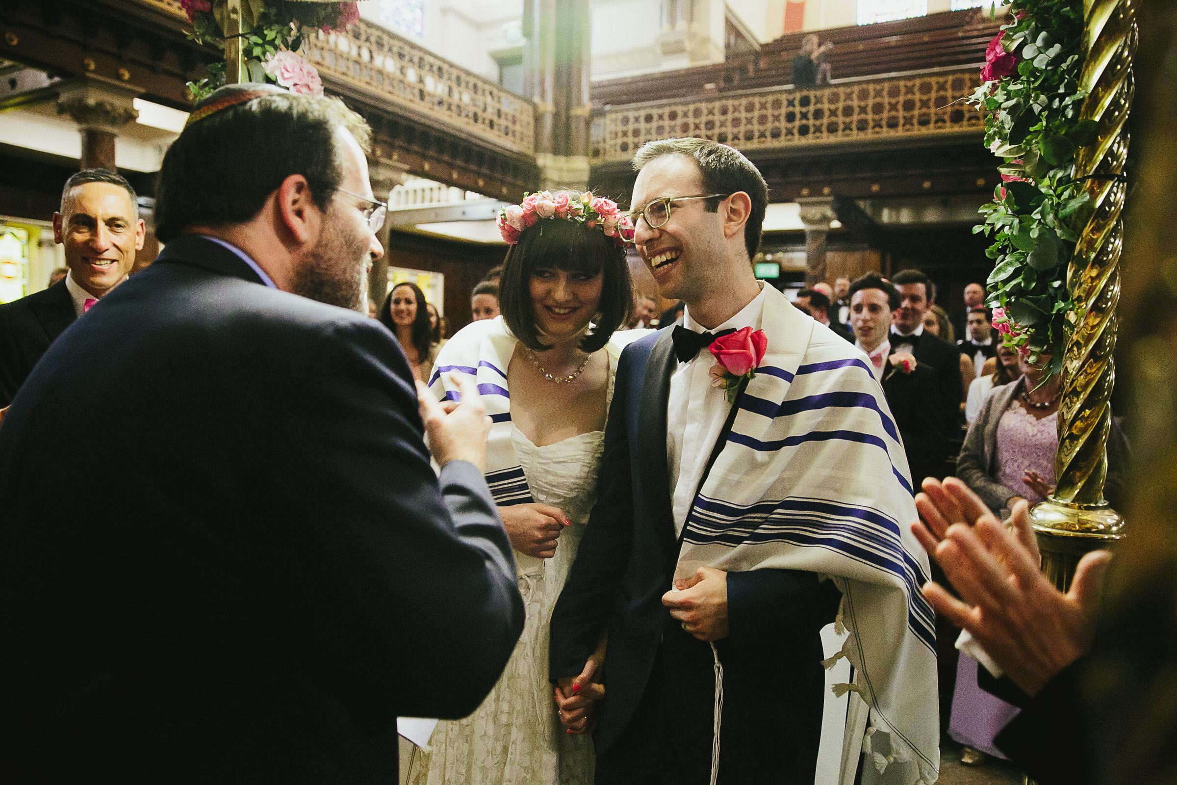 Jewish Wedding Photography London