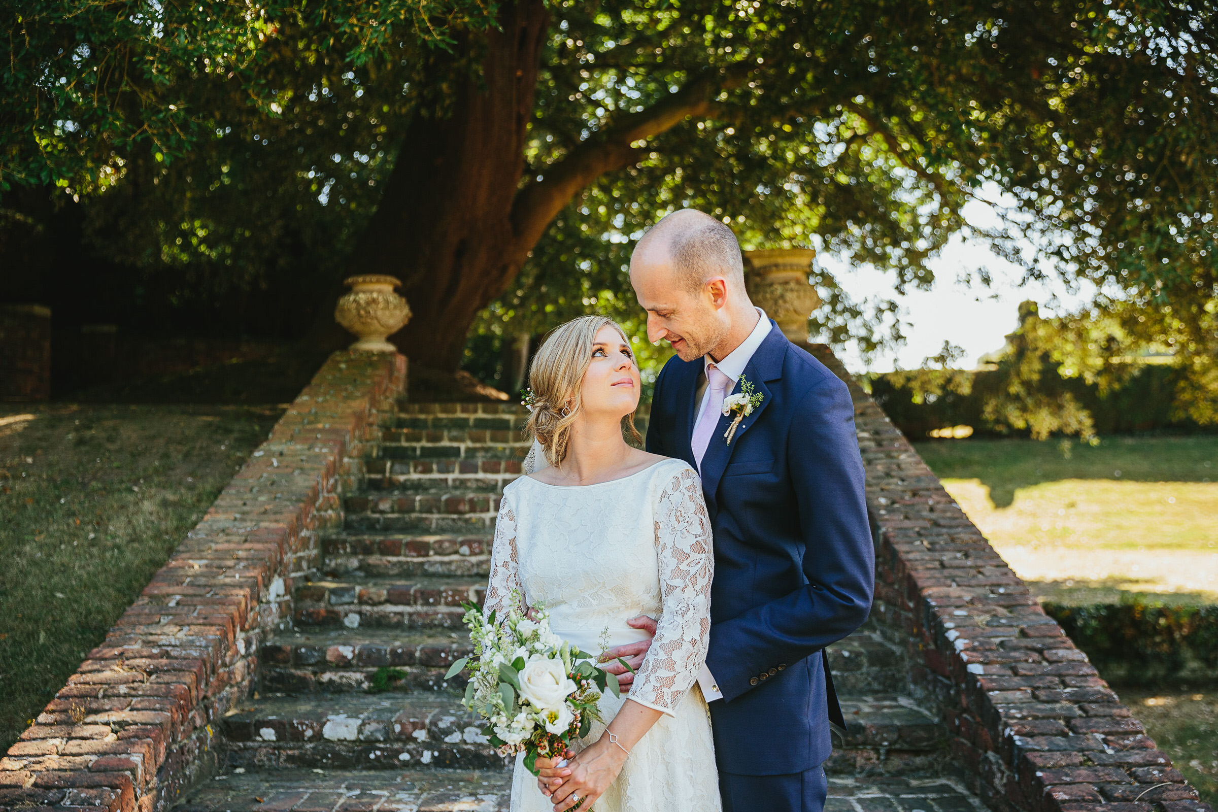 stately home wedding kent