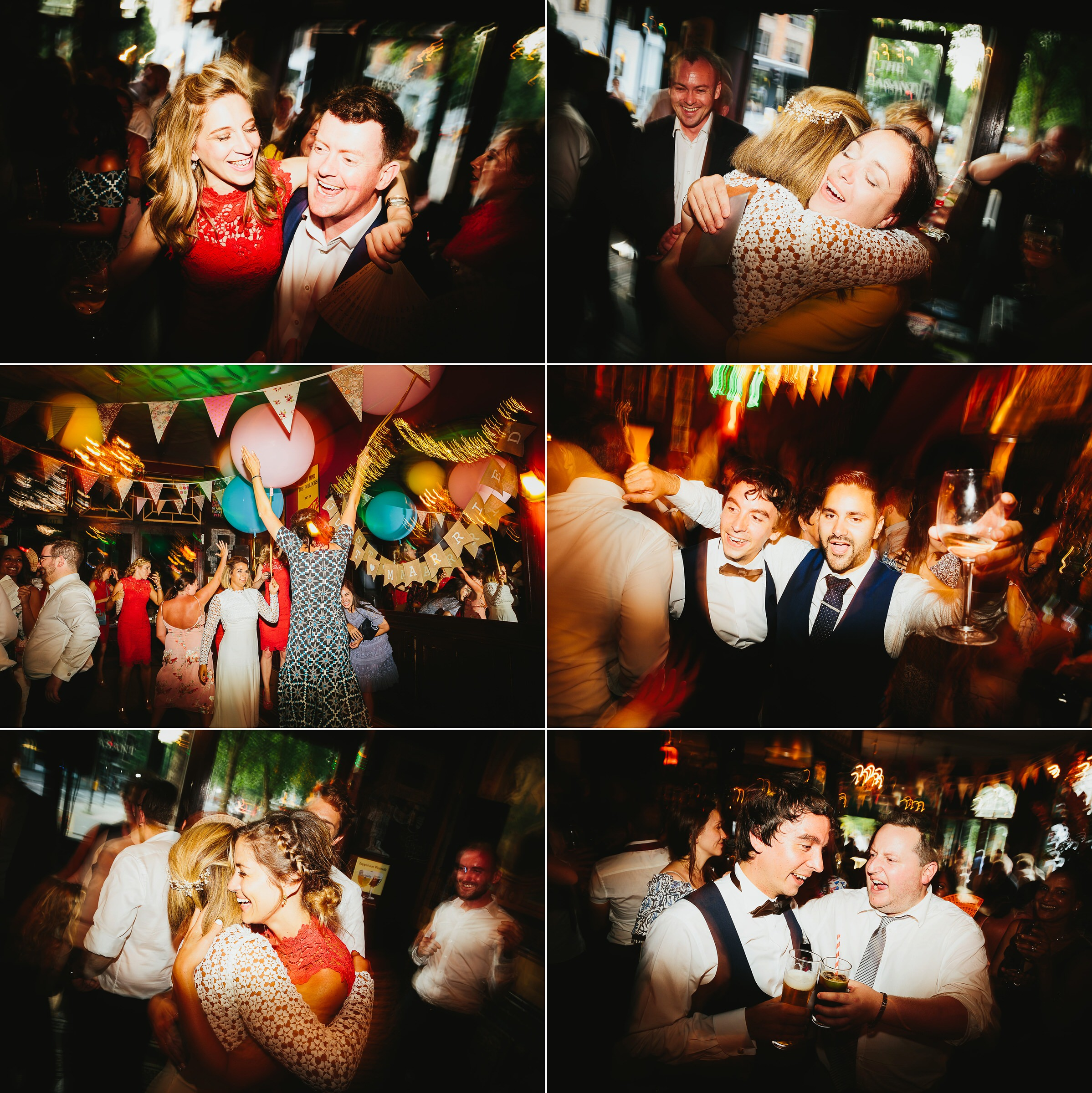 Peasant Pub wedding - Danielle & Patrick