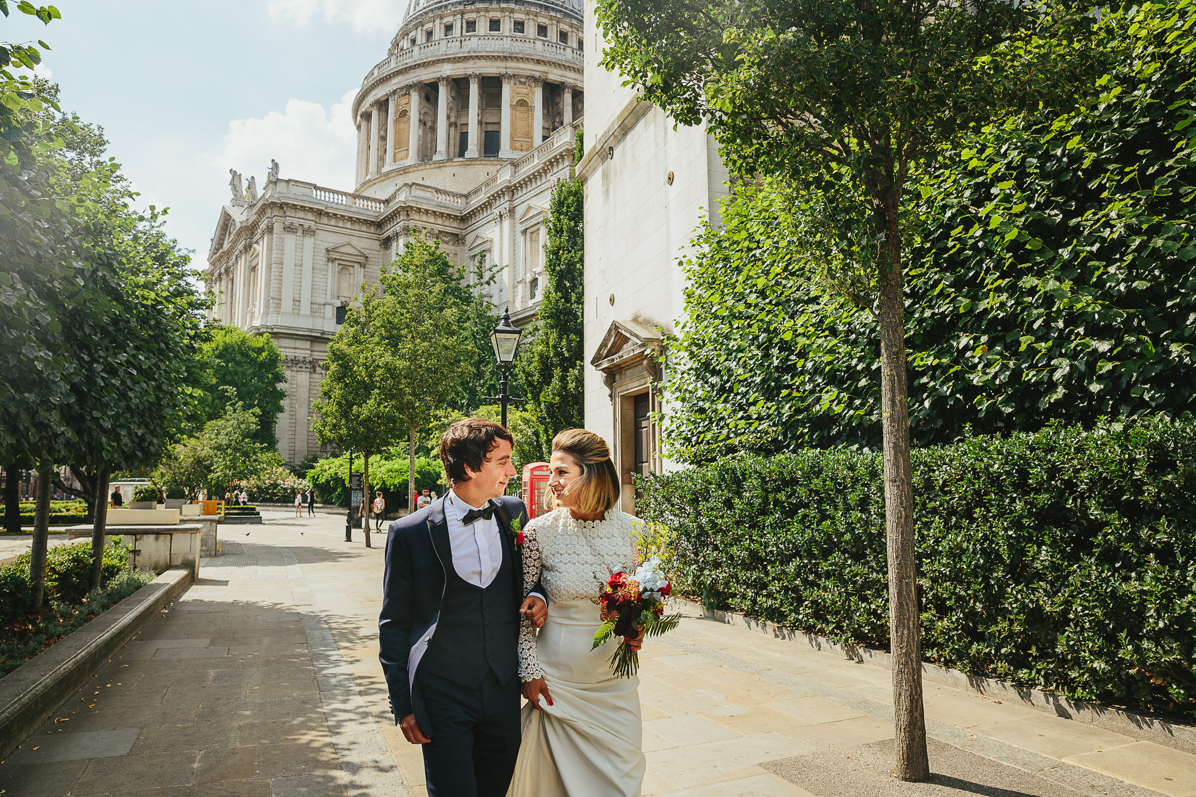 st pauls london ceremony