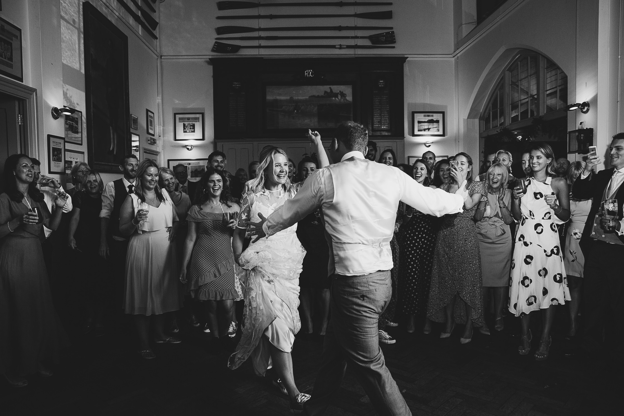london rowing club wedding