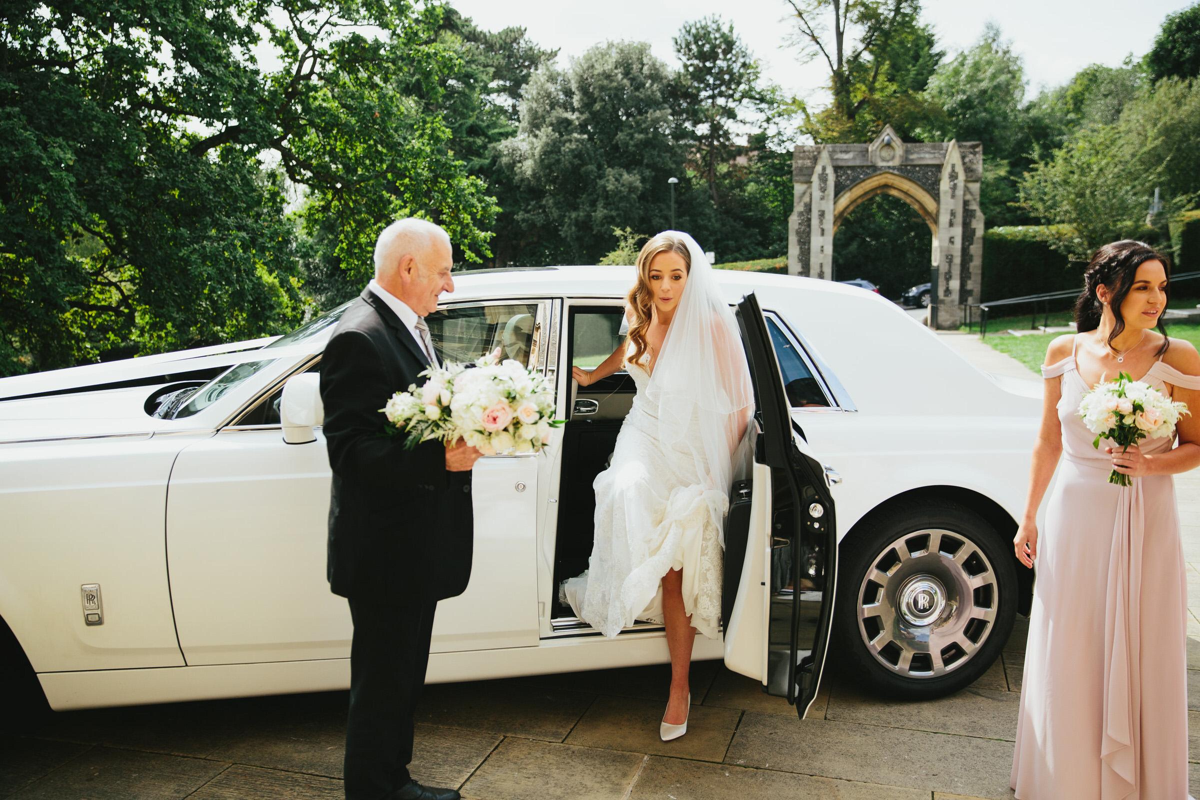 Syon Park wedding photographer - Pip & Luke