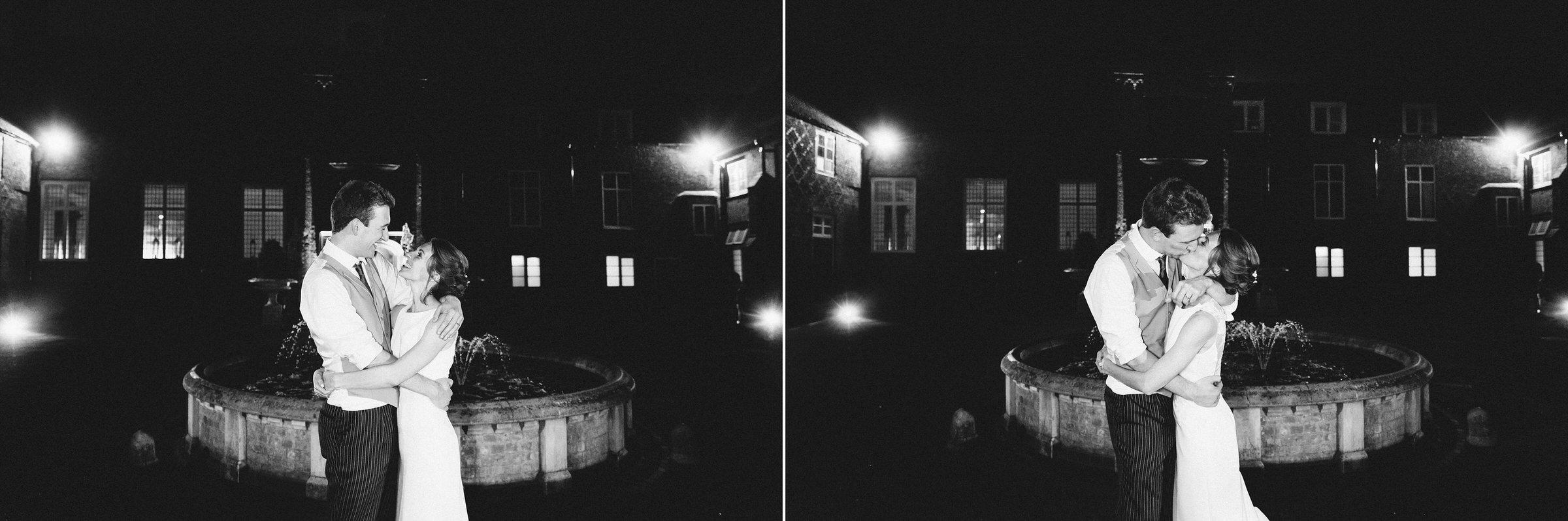 Fulham Palace night portraits