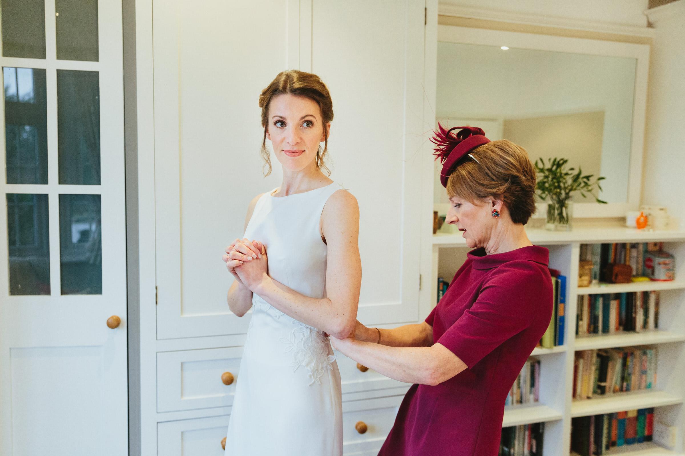 Fulham Palace Winter Wedding - Sophie & Hugo