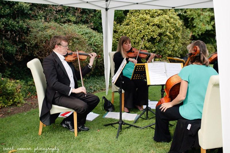 string quartet notley abbey