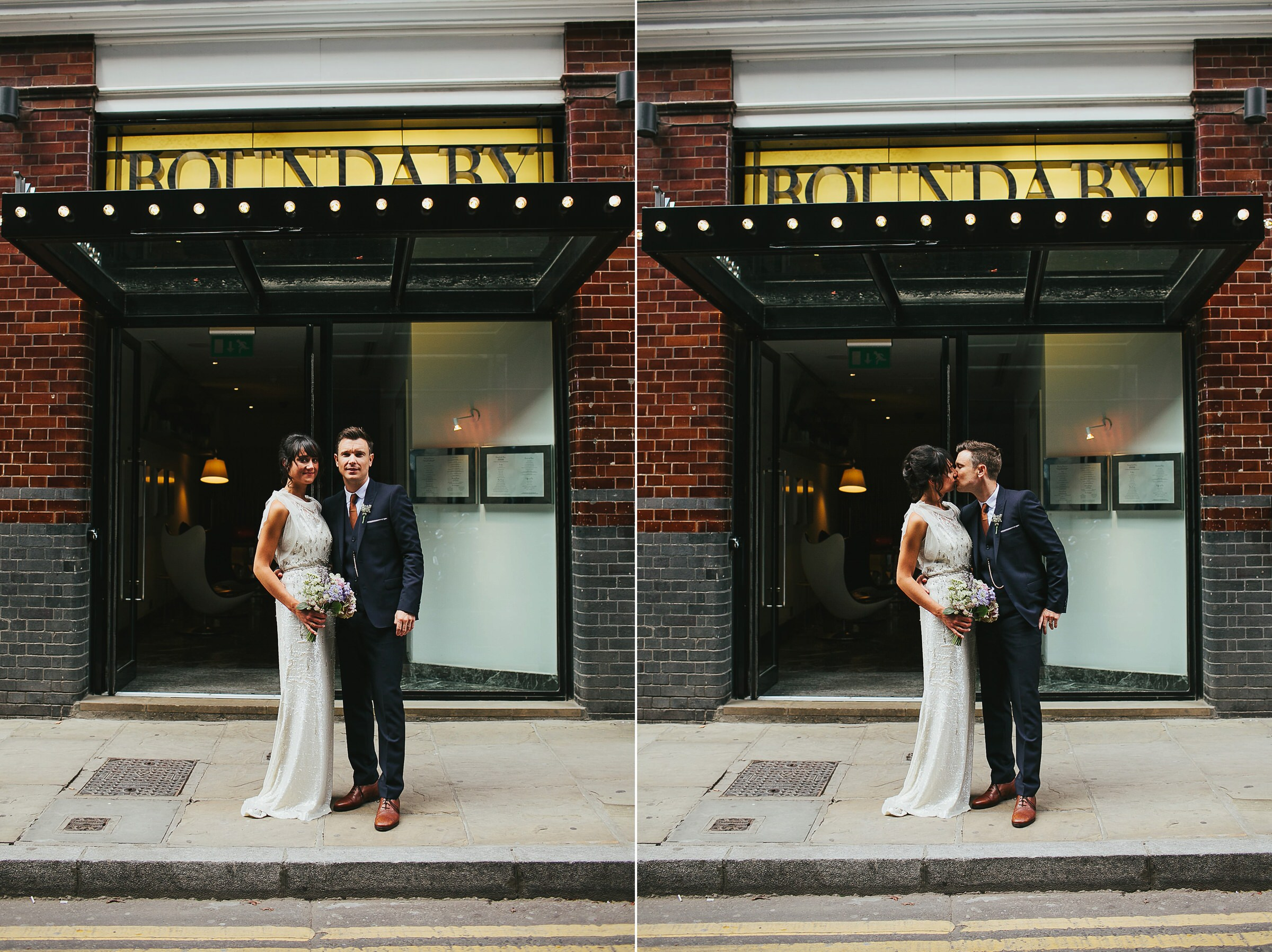 boundary hotel wedding