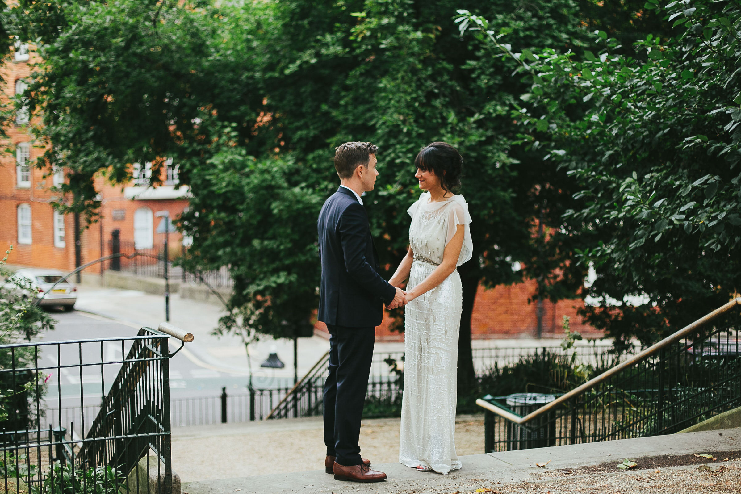 Shoreditch Wedding - Maya & Adam