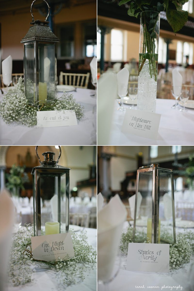calligraphy table names