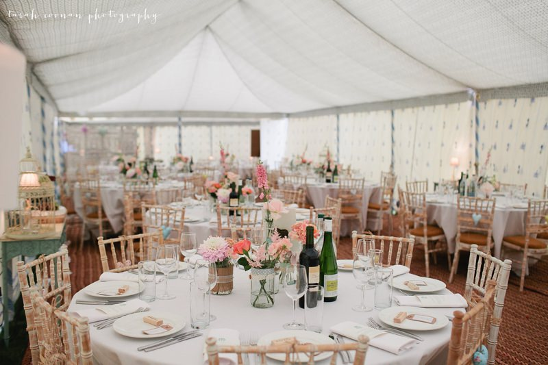 indian tent wedding