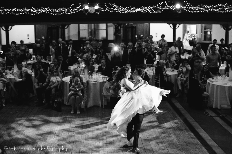 romantic first dance