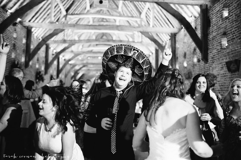 sombrero wedding