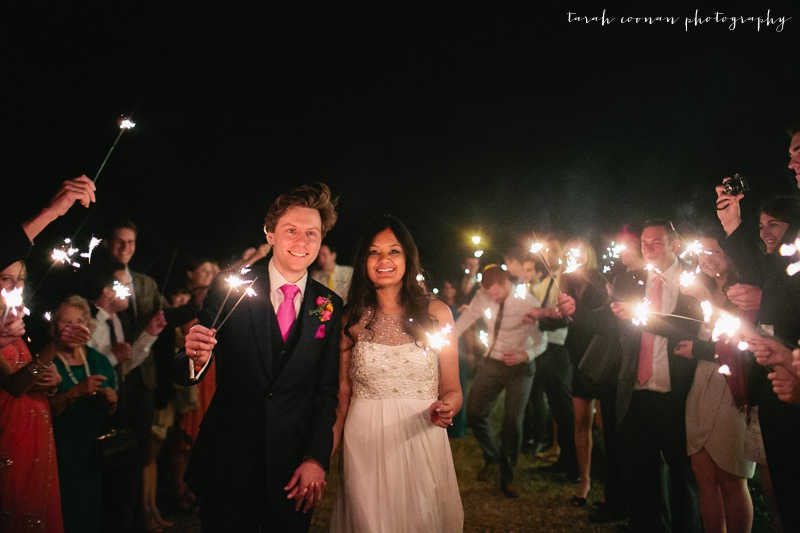 sparklers indian wedding