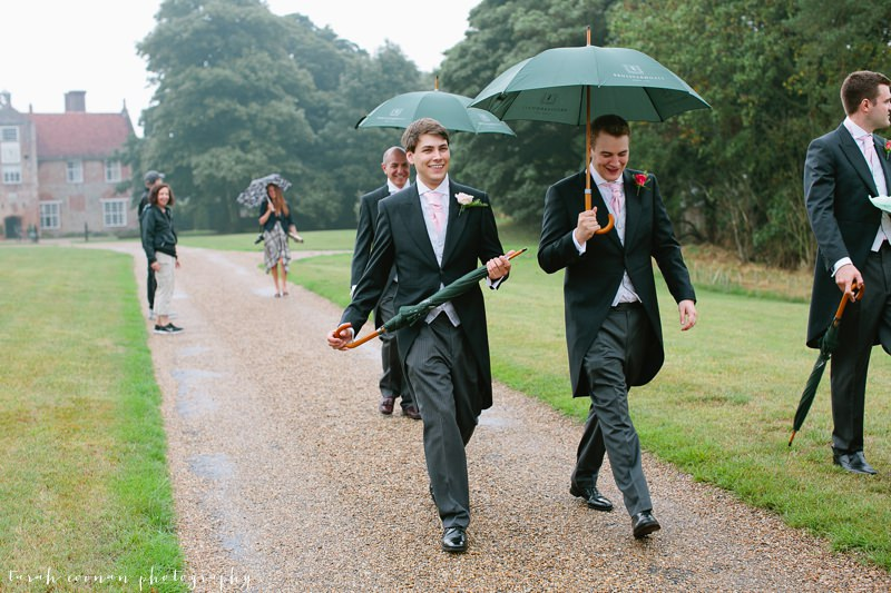 english country boys wedding