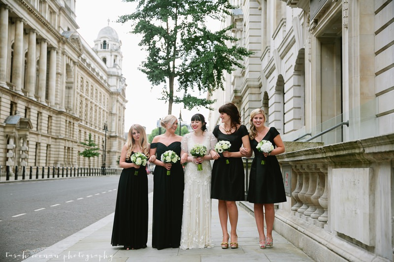 black tie wedding london