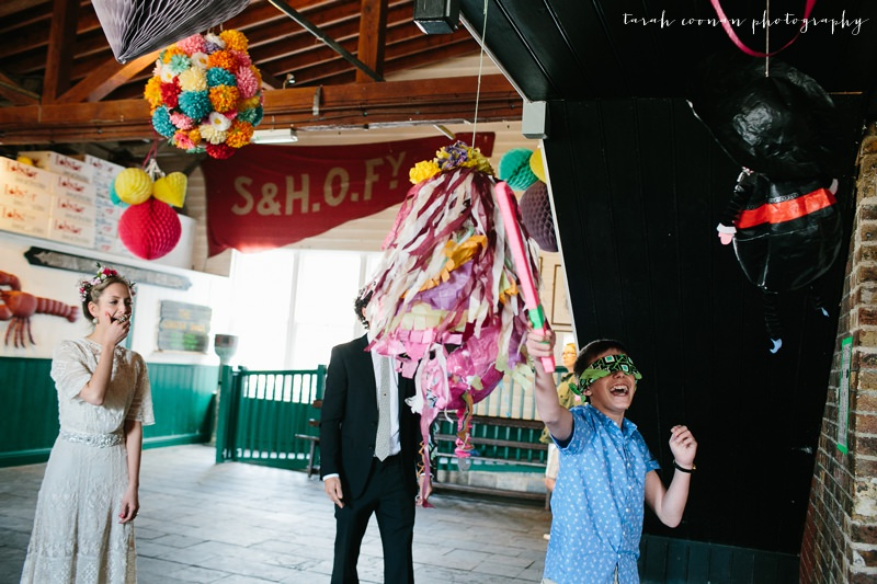 pinata wedding
