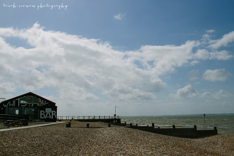 whitstable beach east quay