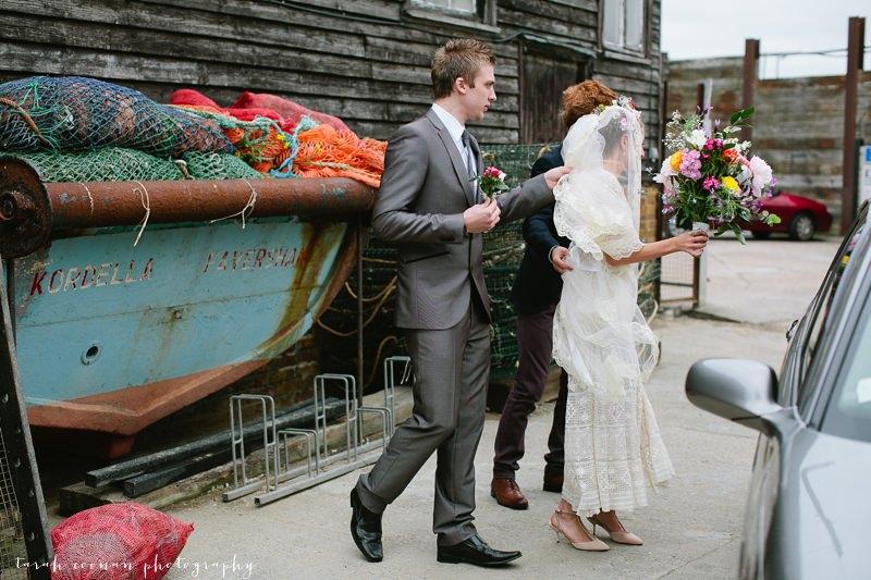 vintage wedding dress whitstable