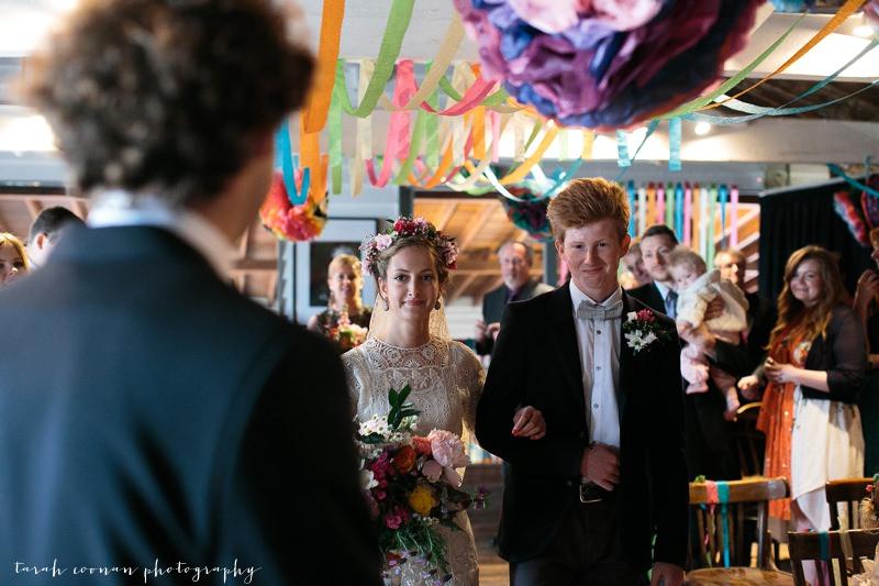 cool wedding whitstable