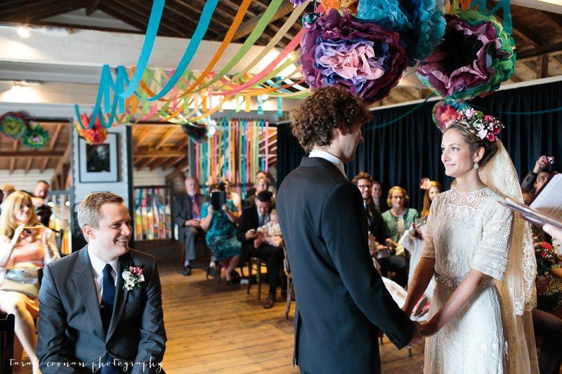 cool kent wedding