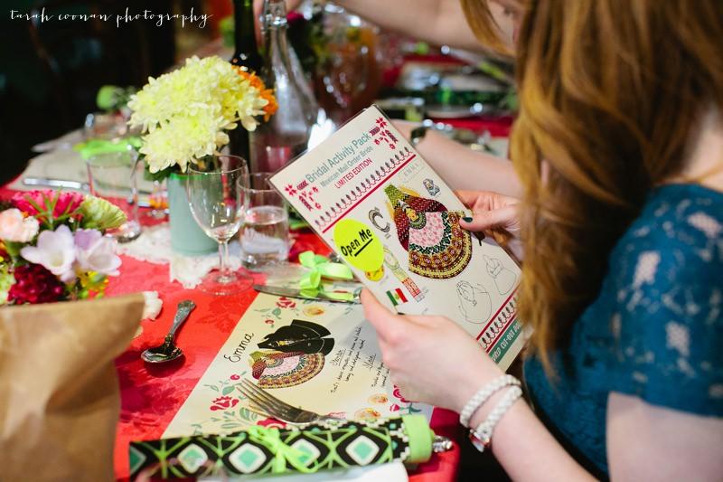 wedding information pack