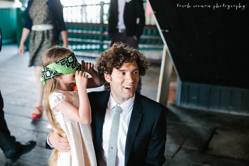 wedding guests pinata