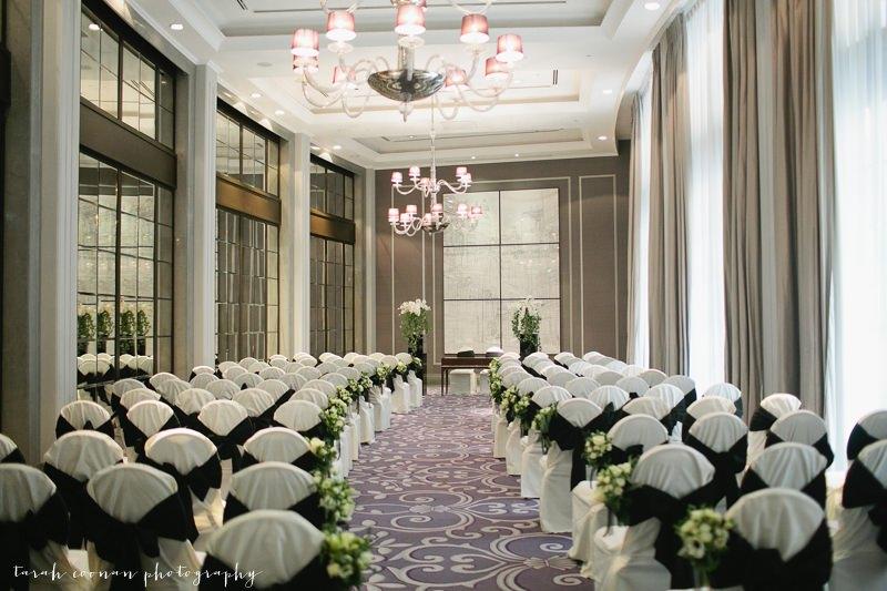 Corinthia Hotel London ceremony