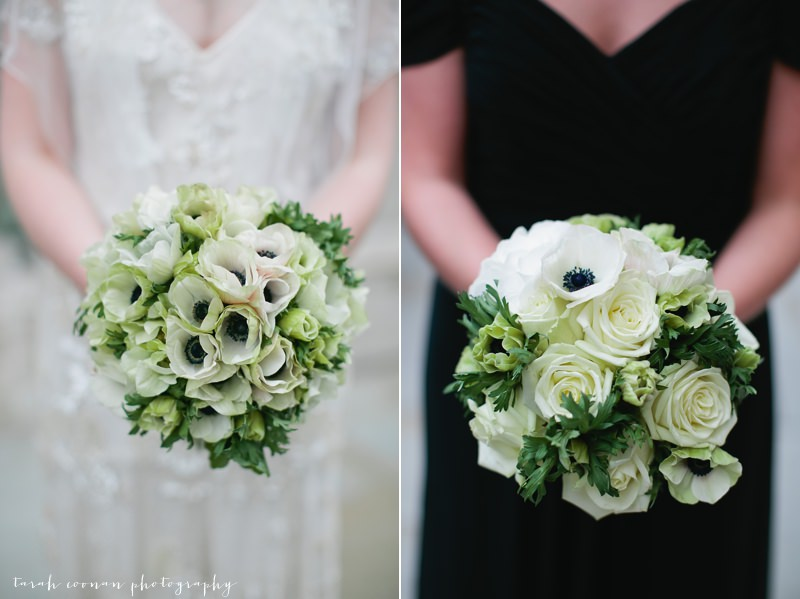 Moyses Stevens anenome bouquets