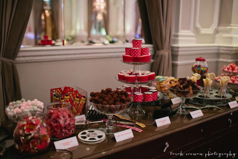 Sweet and Eventful wedding