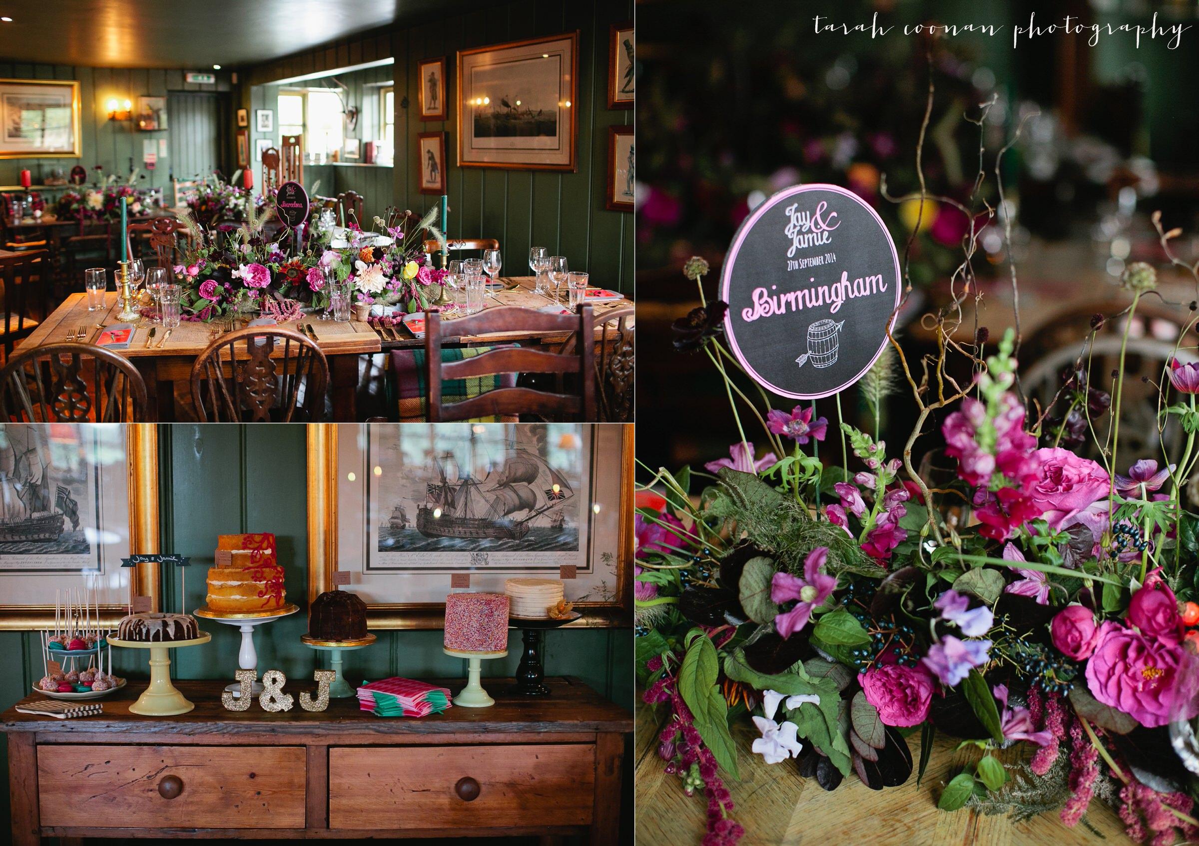 anchor inn lower froyle wedding