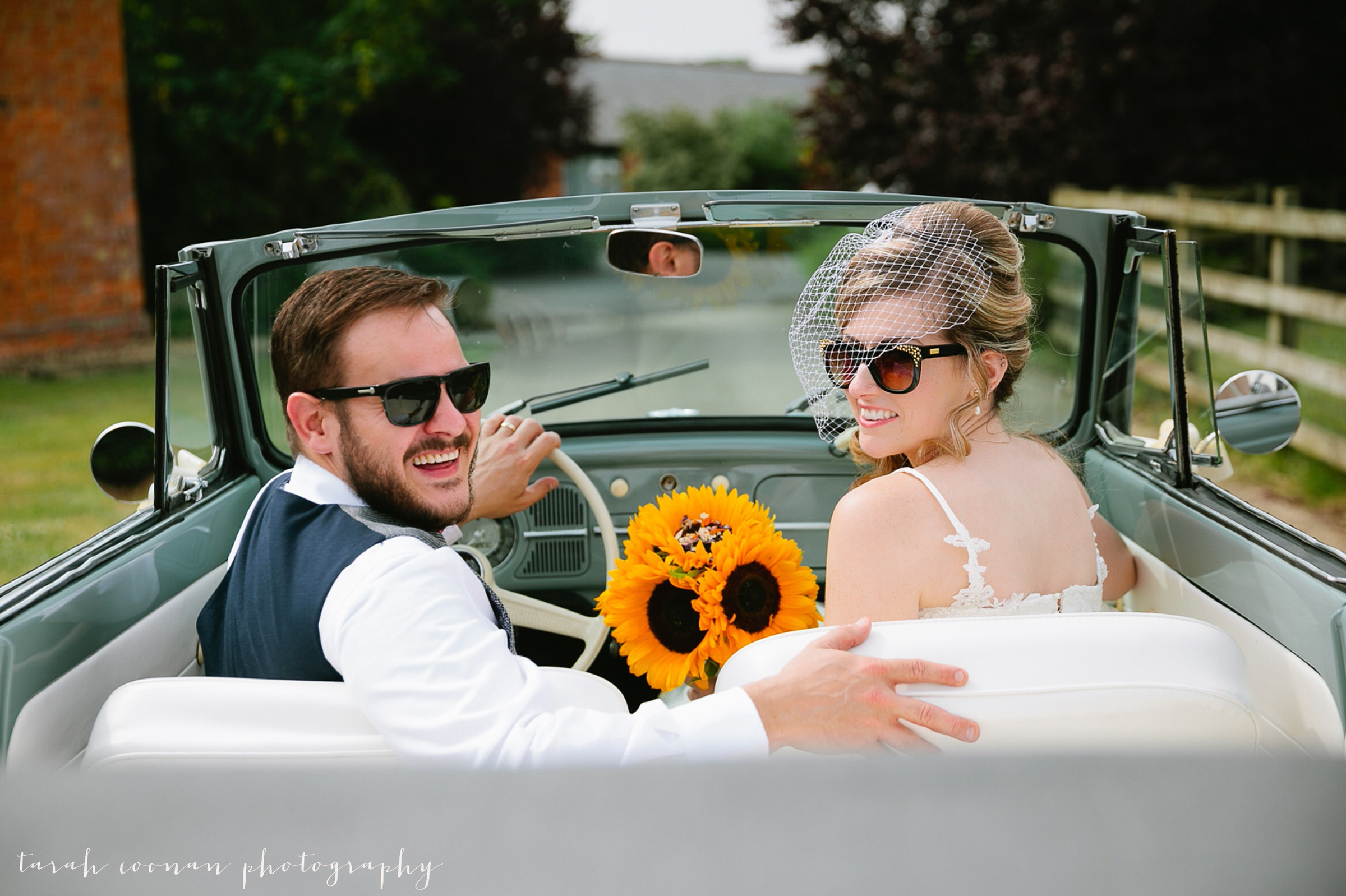 wedding couple sunglasses
