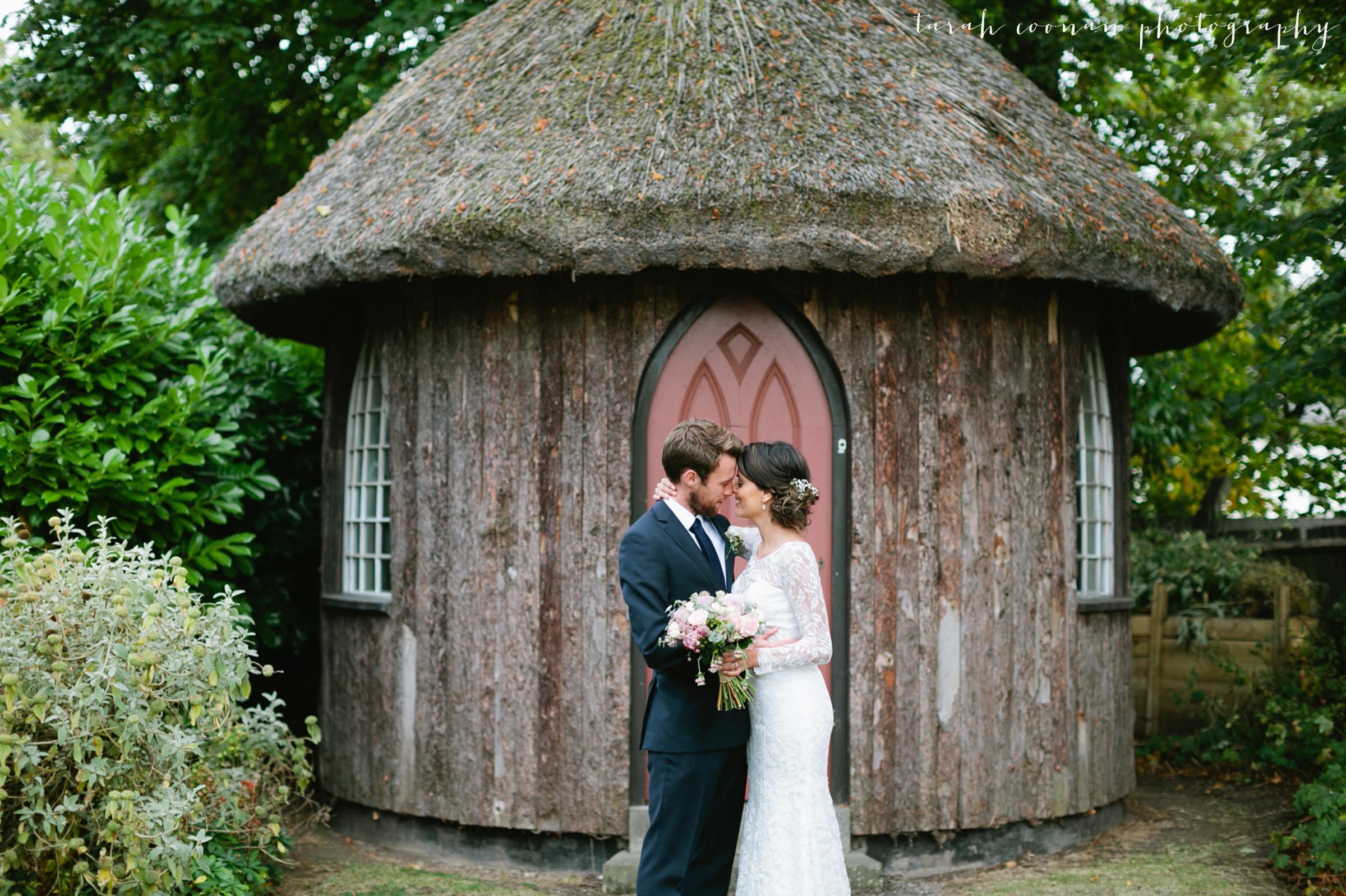 cottage garden wedding