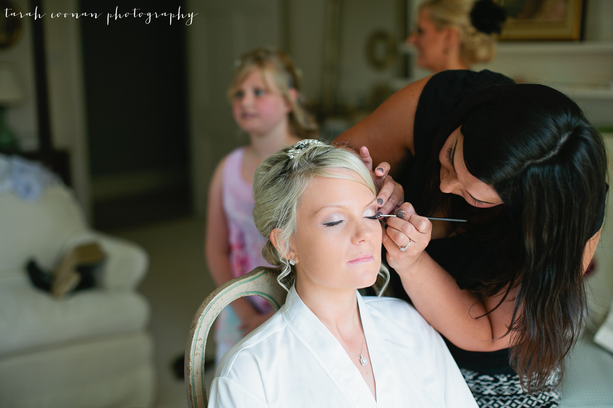 wedding makeup cheltenham